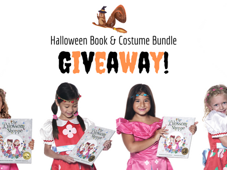Kids' Book and Costume Giveaway!!!