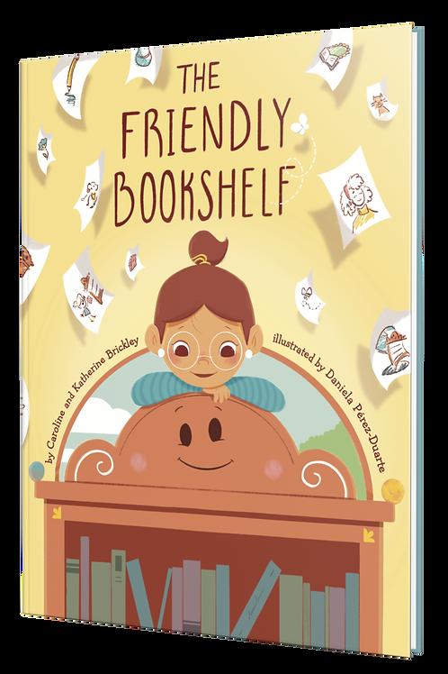 The Friendly Bookshelf (Hardcover)