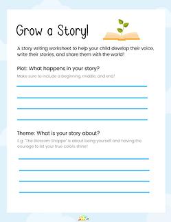 Grow a Story!