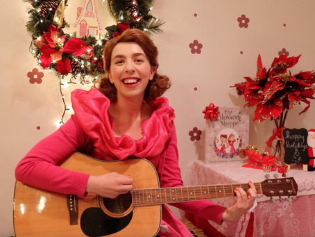 Write a Holiday Song with Poppy & Posie!