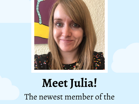 Meet the Newest Member of the Blossom Team: Julia!