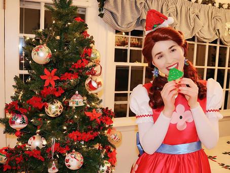 Poppy & Posie's Christmas Cookies!