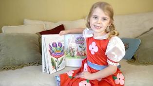 Miriam's The Blossom Shoppe Book Report