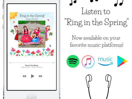 """Listen to """"Ring in the Spring!"""""""