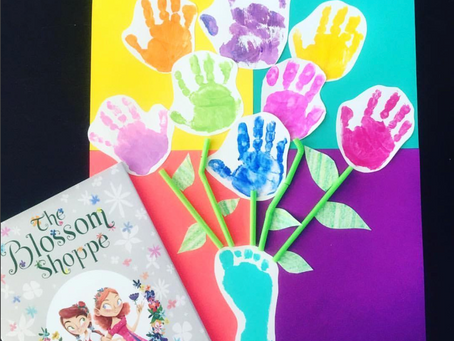 """Noah's BLOSSOM Craft - Inspired by """"The Blossom Shoppe"""""""
