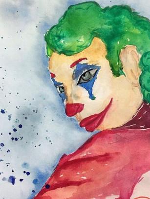Joker coloré