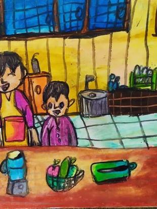 Fico Saverio - 7 ans