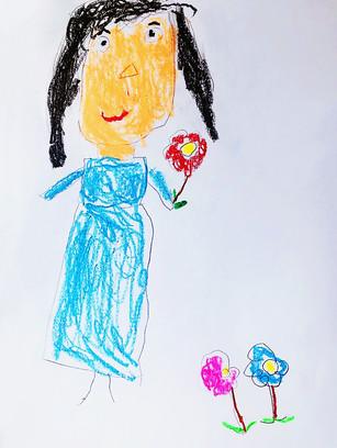Gloria W - 4 ans
