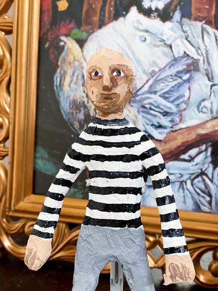 Aiden's Pablo Picasso Art Toyz