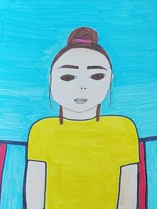 Aline - 11 ans