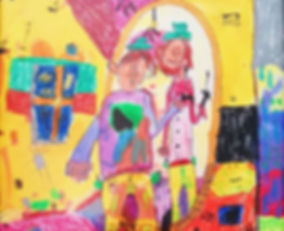 Kid Artist Yoan F.T.