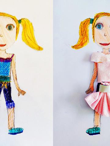 Lorellin - 8 ans