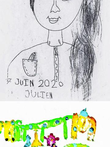 Julien - 5 ans