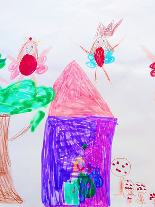 Agathe - 6 years old