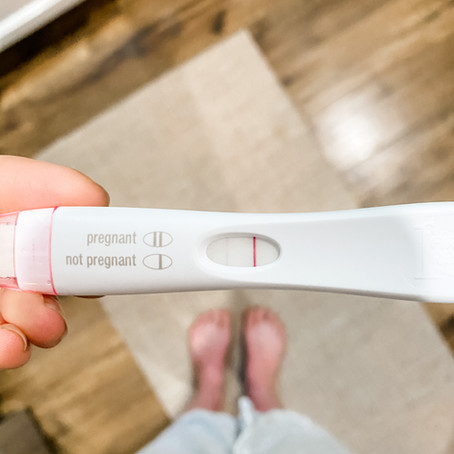 MOTHERHOOD // FINDING OUT WE WERE PREGNANT WITH BABY #2 & THE FIRST TRIMESTER