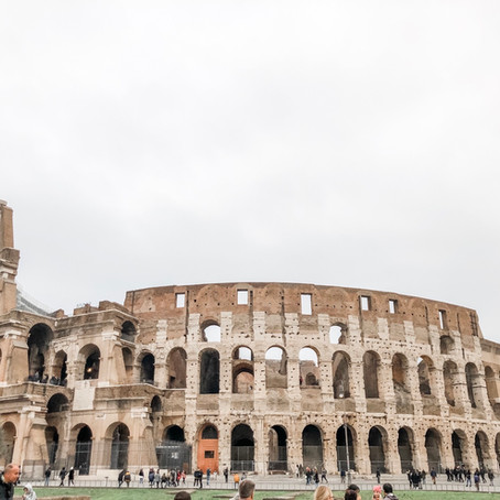 TRAVEL // A 4 DAY WEEKEND IN ROME