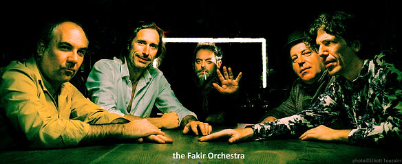 A-The Fakir orchestra 5tet -la Villette