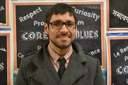 ICHS Teacher Joel Carrillo Math Special Education