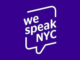 We Speak NYC logo