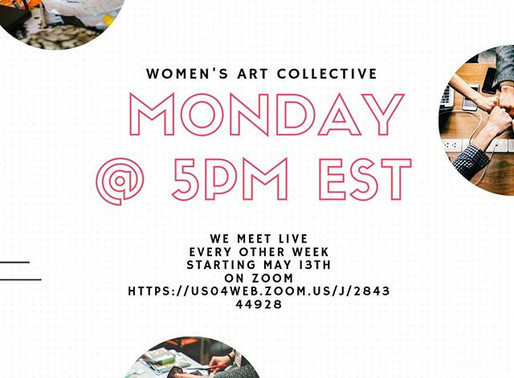 Women's Online Art Collective