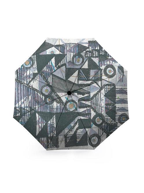 Circles & Triangles Umbrella