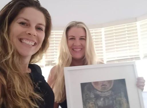 Art Collector with Queen Bee