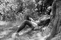 David the Masai Warrior