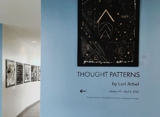 Thought Patterns by Lori Arbel Exhibition ⠀