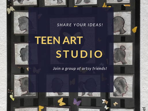 Teen Art Studio