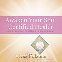 Awaken Your Soul Certified Healer Medita