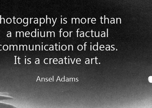 Birthday Artist: Ansel Adams