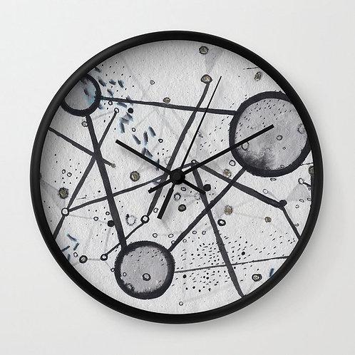 Cosmic Circles clock