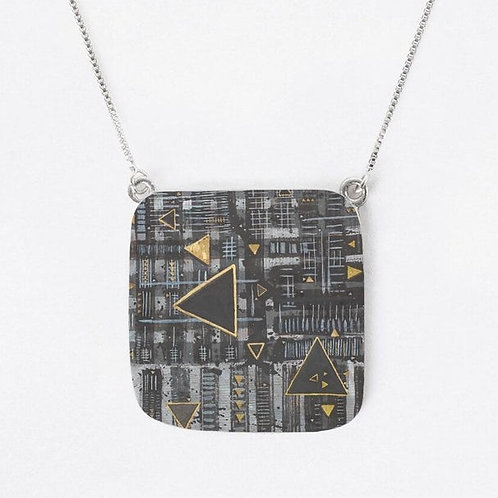 Intersection Necklace