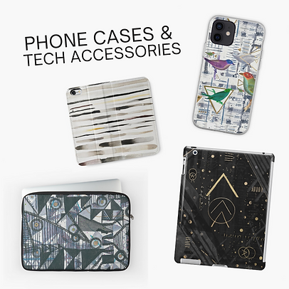 Phone Cases & tech Accessories