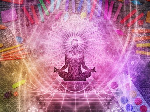 Healing through Meditation and Art⠀Workshop