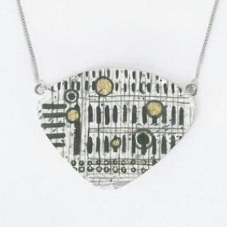 Notes & Keys Necklace