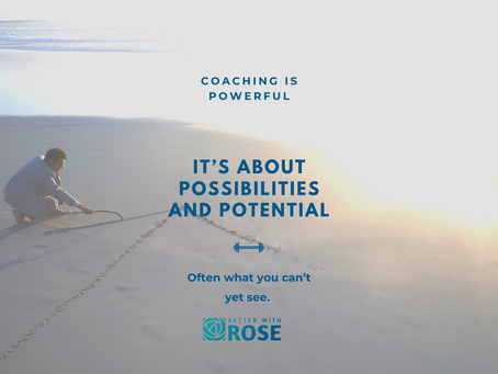Why to Consider Coaching Instead of Therapy