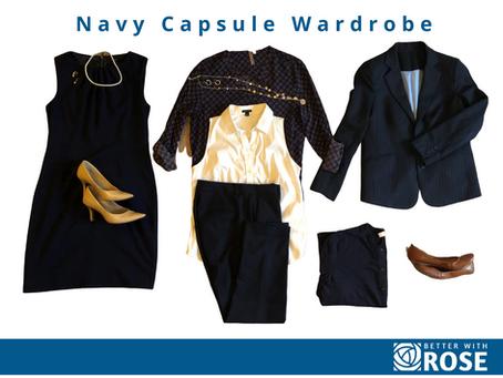 Capsule Wardrobe - Keep It Simple