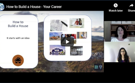 How to Build a House - Your Career