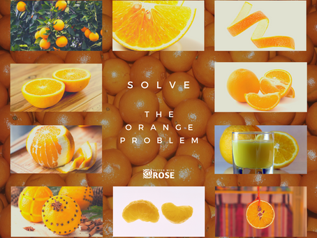 Solve The Orange Problem