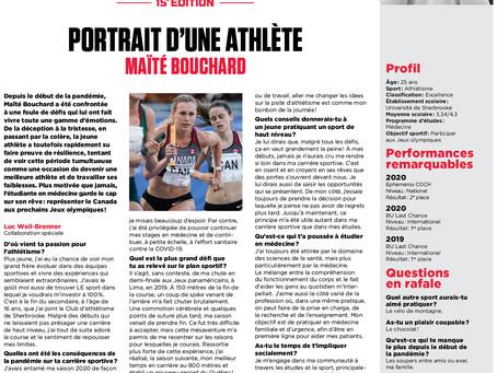 Bourses d'Études Jeunes Athlètes: reportage #6