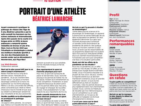 Bourses d'Études Jeunes Athlètes: reportage #7