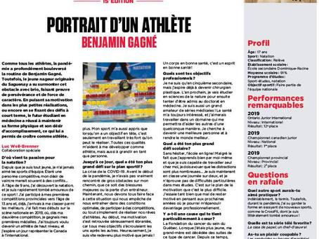 Bourses d'Études Jeunes Athlètes: reportage #3