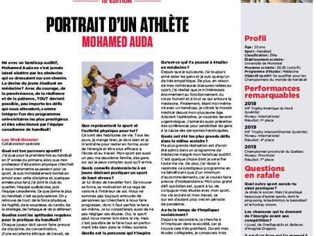 Bourses d'Études Jeunes Athlètes: reportage #2