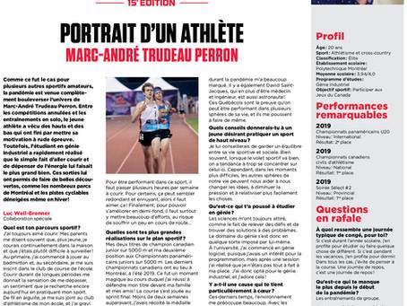 Bourses d'Études Jeunes Athlètes: reportage #10