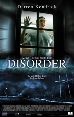 Disorder Poster