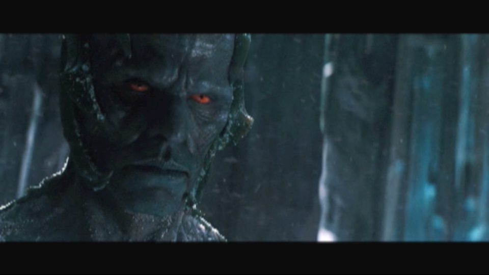 As the Sentry Frost Giant in Thor