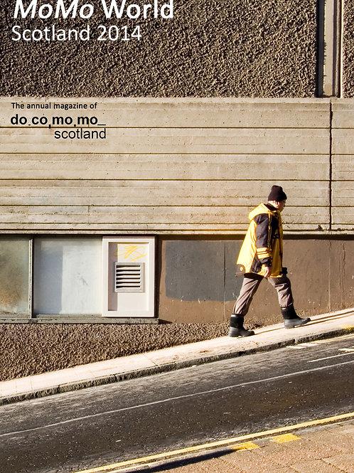 Docomomo Scotland: membership