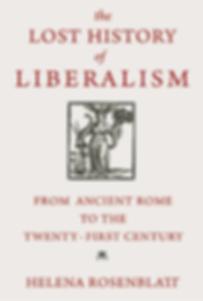 The history of Liberalism, Helena Rosenblatt