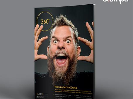 Tecnologia e inovação na Revista 360°
